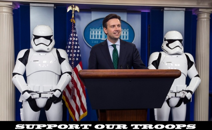No Thank You For Your Service: The Fallacy of TroopWorship